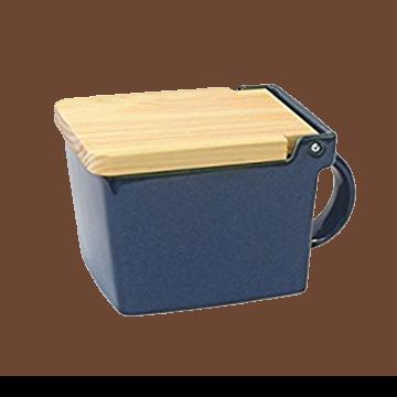 Copy of 1. Bee House Salt Box