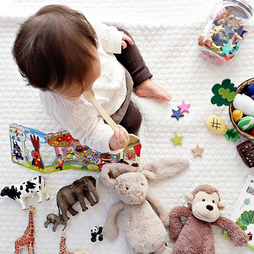 Toyroom / Playroom - Is the playroom a regular mess and the kids don't know how to organize it? Learn best kiddie toy-keeping practices, the best way to organize, so you can instill the same practice and habits to the kids.$78