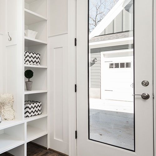 Mudroom Mayhem - When well-planned the mudroom makes for a simpler take-off and smooth re-entry to your home or apartment. With detailed instructions, ideas and resources, this class will help streamline the ETA's and ETD's. Mayhem no more.$78