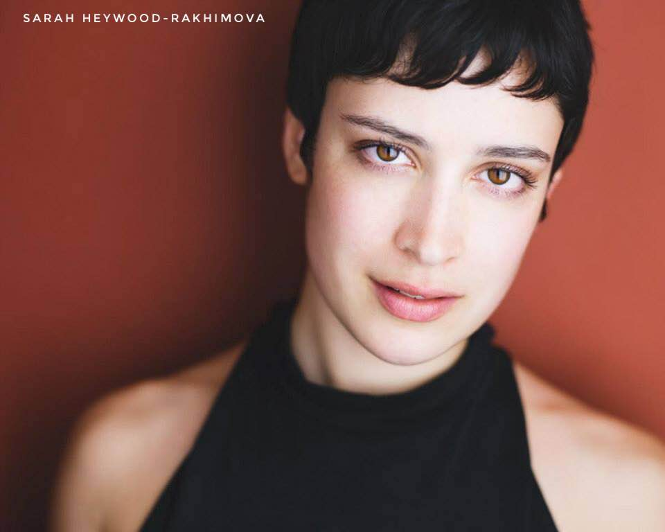 Sarah Heywood-Rakhimova