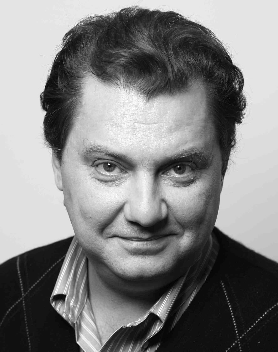 Alexander Popov   Founding Executive Director