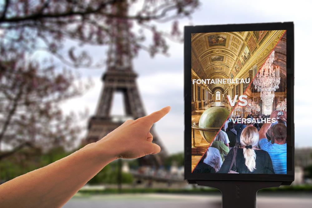 Fontainebleau ou Versalhes?Qual a melhor opção ao visitar Paris e por que Fontainebleau?