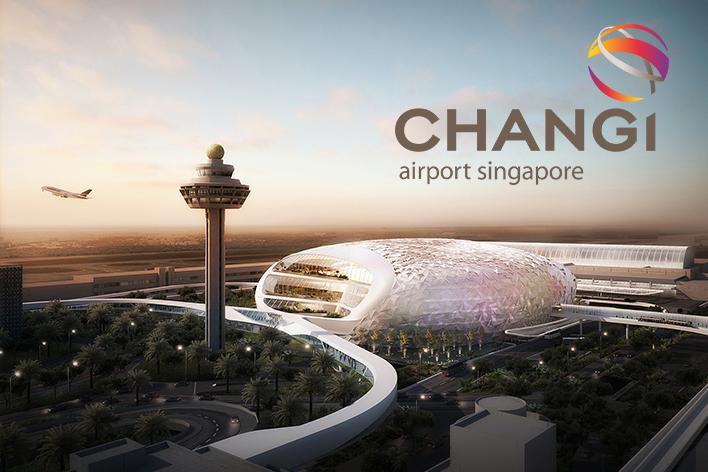 """Aeroporto Changi (com a """"Jewel"""" — espaço que fica pronto em 2019): o melhor aeroporto do mundo em 2016"""