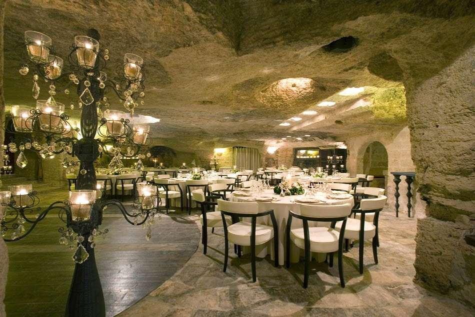 Restaurante da Masseria Torre Coccaro