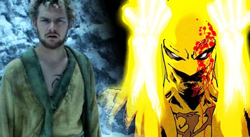 Dos quadrinhos da Marvel para as telas da Netflix. Turbulências trazem más lembranças, né, Punho de Ferro?