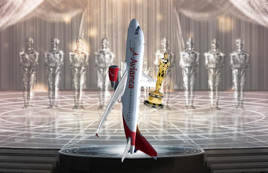 Olha ela! Avianca foi a companhia aérea sul-americana melhor colocada no Skytrax World Airline Awards 2017