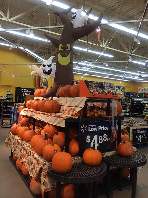 Clima de halloween é forte nessa época do ano