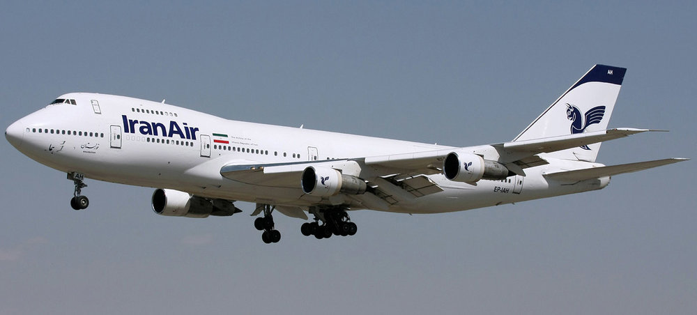 A companhia aérea nacional do Irã está na lista da União Europeia e não pode operar por lá com alguns modelos, como o 747 — além de ser mal avaliada pelos passageiros. Vish...