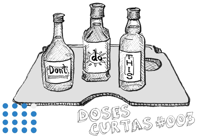 Doses curtas #003