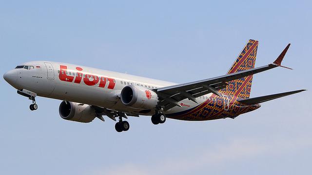 Mais um acidente em que o Boeing 737 MAX 8 esteve envolvido — na Indonésia, avião da Lion Air, em 2018