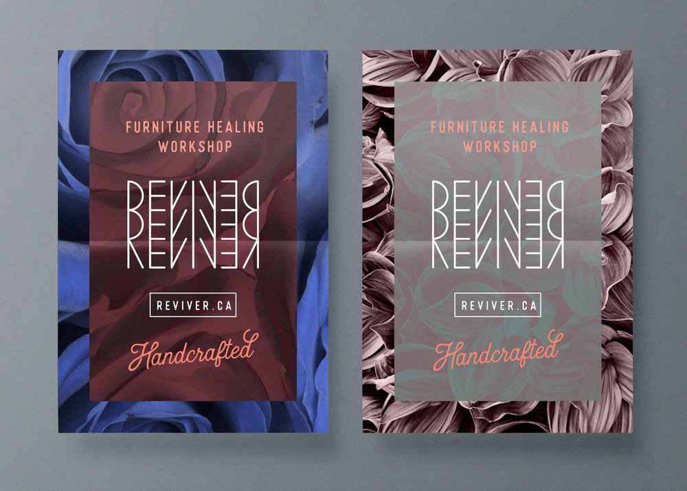 REVIVER_Posters
