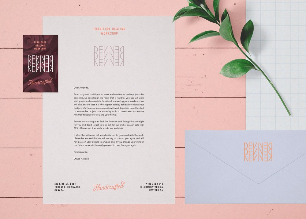 REVIVER_Stationary