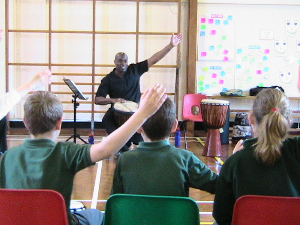 African Drumming First Access Programme