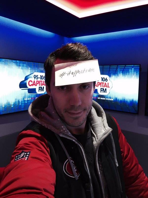 Capital FM's Tom Deacon