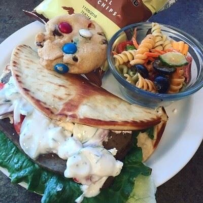 It's all Greek to us here at Ardelli! We've gone Greek with our specials for this week! Gyros, salads and more!🥙 Weekly Specials:  Gyros: Two toasted Pita Breads stuffed with grilled Gyro meat! Topped with Tzatziki sauce (yogurt cucumber sauce), feta cheese, fresh Roma tomatoes, grilled red onions, and lettuce. Served with your choice of side salad, chips, and a cookie for $10! (Can substitute diced chicken for Gyro Meat)  Baked Artichoke Chicken: A baked chicken breast, sliced and topped with a hot artichoke topping and topped with parmesan cheese and served over penne pasta. Comes with a side caesar salad and a cookie for $9!  Fresh and Fit Special: Greek Salad with Chicken: Our blend of our fresh greens topped with Kalamata Olives, cherry tomatoes, artichokes, Feta cheese, red onion slices, croutons and pepperoncinis. Served with a light caesar dressing and topped off with grilled chicken. Comes with homemade pita chips and a cup of soup of your choice for $9!  We have three soups this week! They are: Italian Wedding Grilled Cheese and Tomato Cream of Chicken and Rice