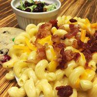 Bacon Mac-n-Cheese