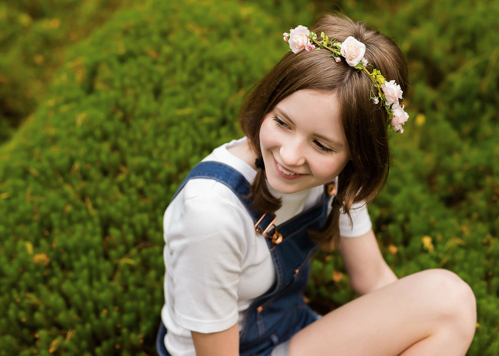 Aberdeen Family Photographer outdoor shoot Banchory