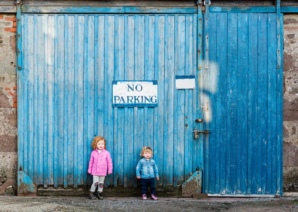 Aberdeen Family Photographer Stonehaven Harbour family photoshoot