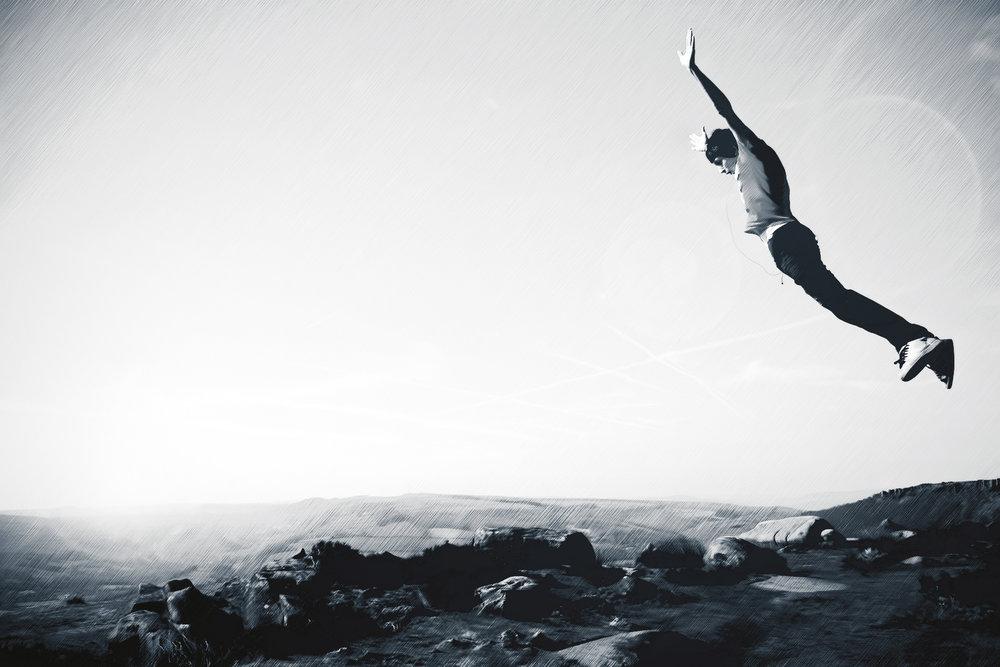 A Leap of Faith.