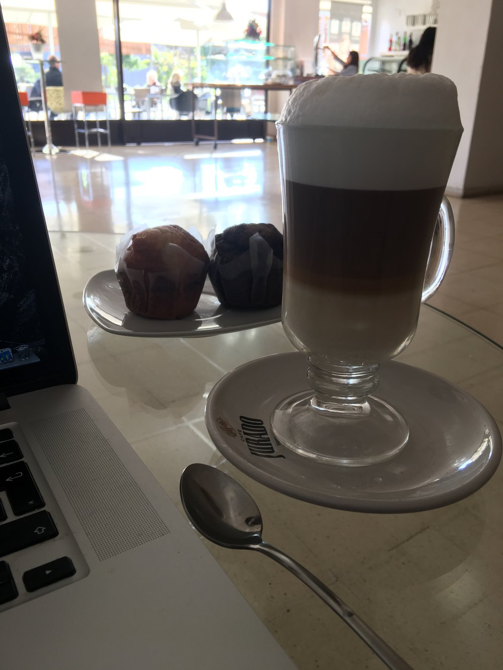 Cappuccino & Muffins