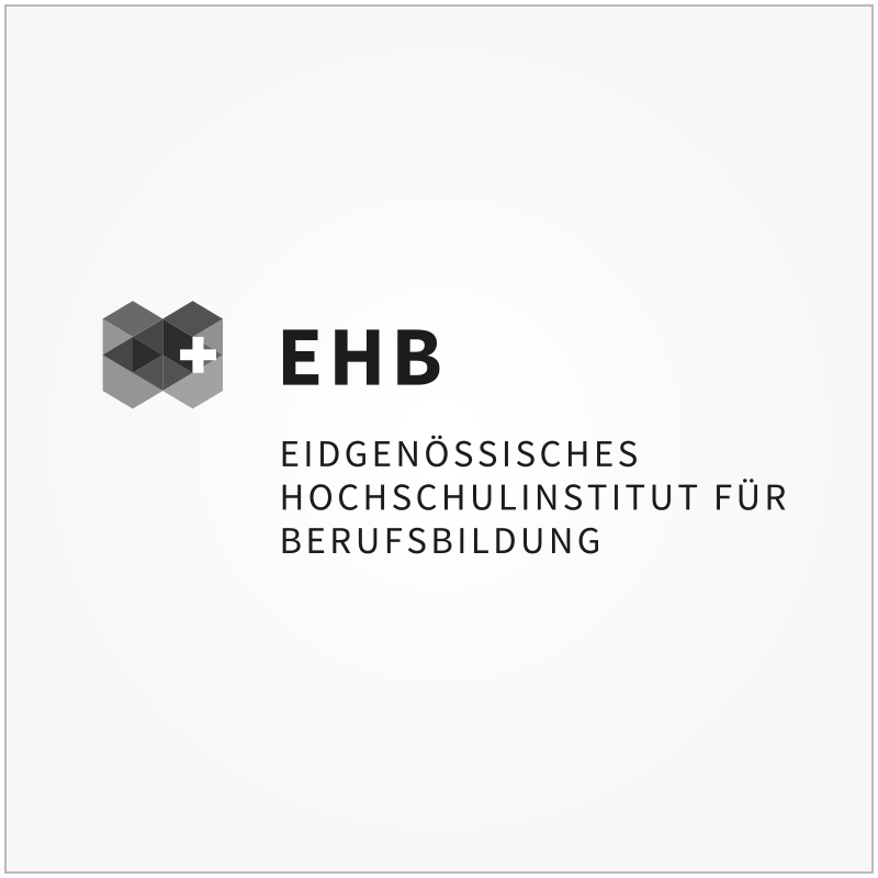 Eidgenössisches Hochschulinstitut für Berufsbildung EHB