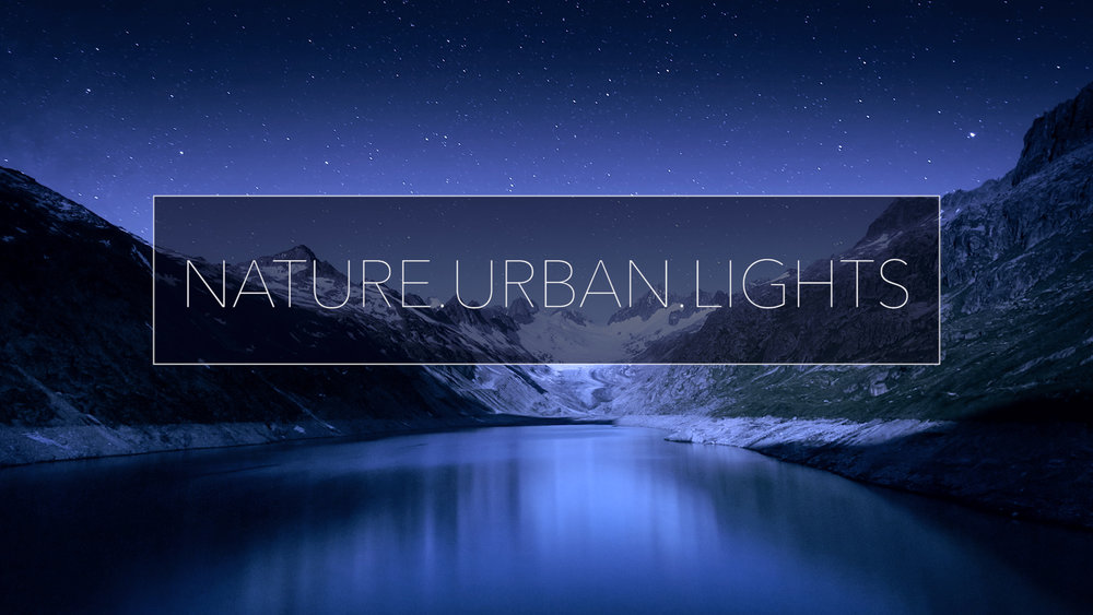Timelapse Film NATURE.URBAN.LIGHTS