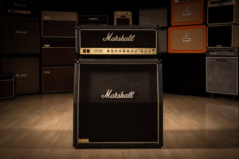 Black Pike Favorites «Marshall»