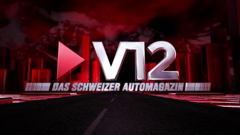 Opener «V12 - Das Schweizer Automagazin»