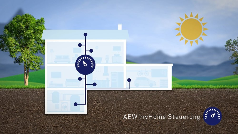 Explainer Video «AEW myHome»