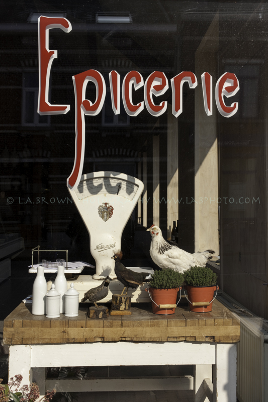 Epicerie Outside