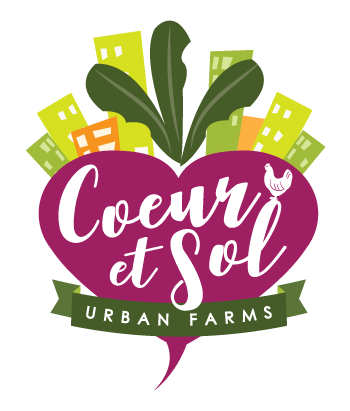 Coeur et Sol Urban Farms