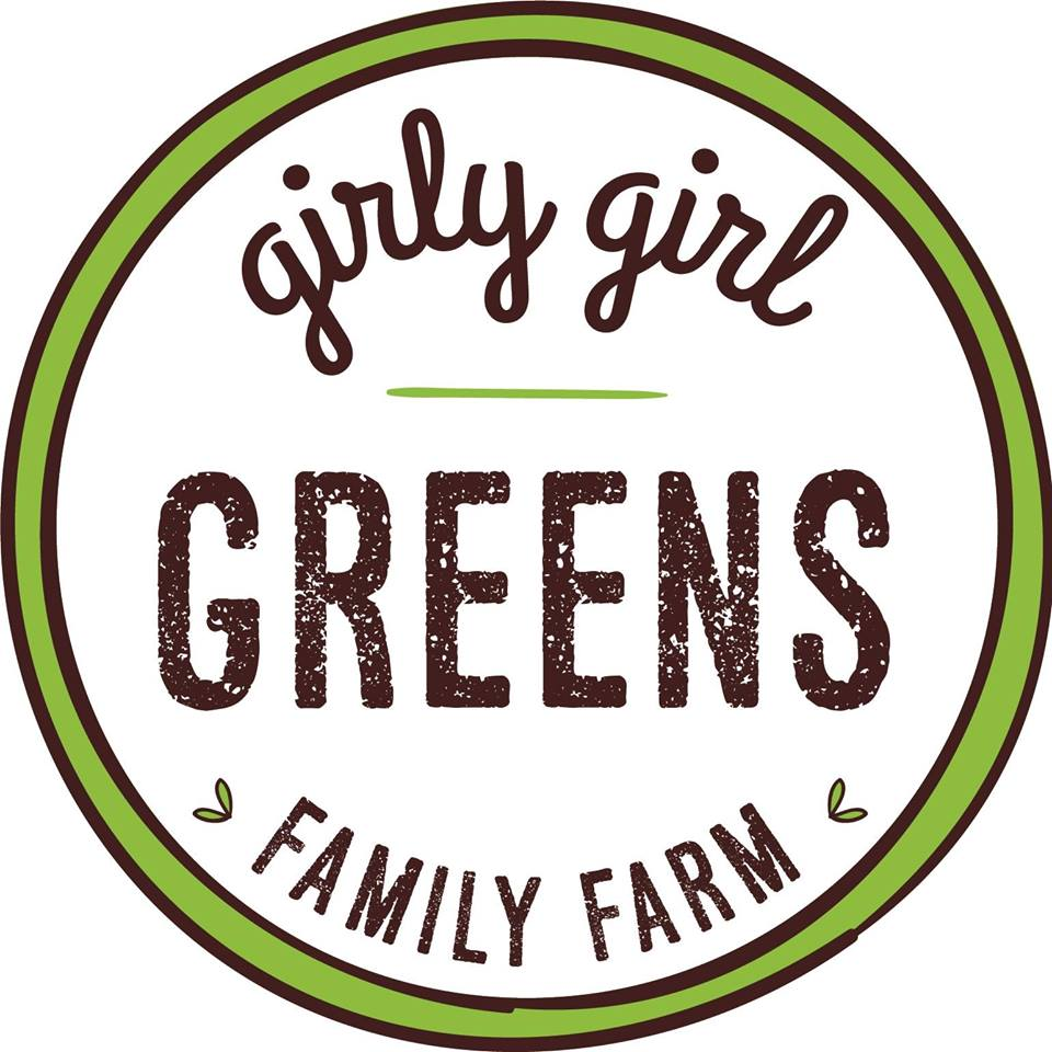 Girly Girl Greens - A mom. Eight daughters. And a farm.