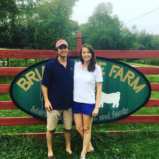 Briar Ridge Microgreens - Lauren & Greg Baribault