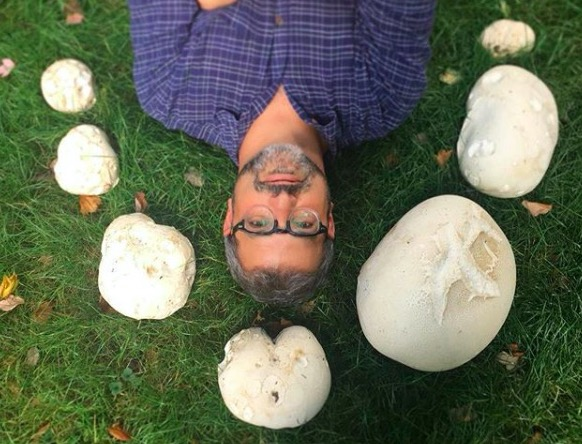 Dan - The Foraged Feast: Mushrooms