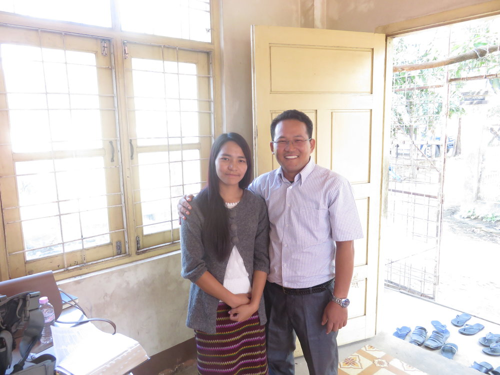 MYANMAR - $1102/mo. - NIANG AND PAM BUCalvary Grace Brethren Church13700 84th Street S.E.Alto, MI 49302616.868.7440