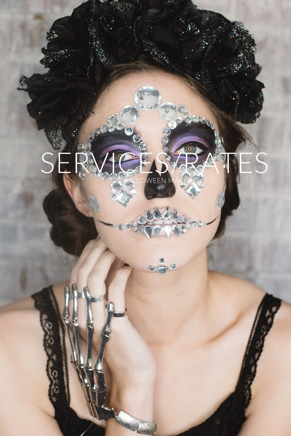 HALLOWEEN MAKEUP AND BODYPAINTING — Cleveland Makeup Artistry by ...