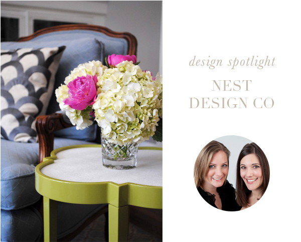 Heather & Jennifer // Design Spotlight: Nest Design Co. // Arianna Belle Blog