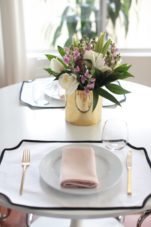 Arianna Belle Home Tour - Dining Space // photography by Esther Sun