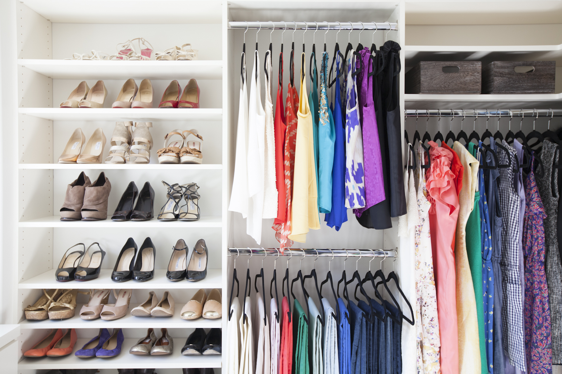 organized closet // Organizing Spotlight: Neat Method // Arianna Belle Blog