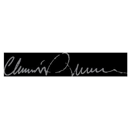 Chelsea's Signature
