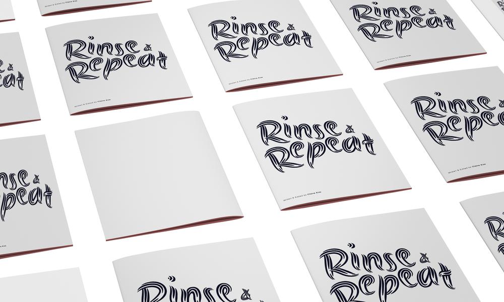 Rinse & Repeat | Identity & Communications Design