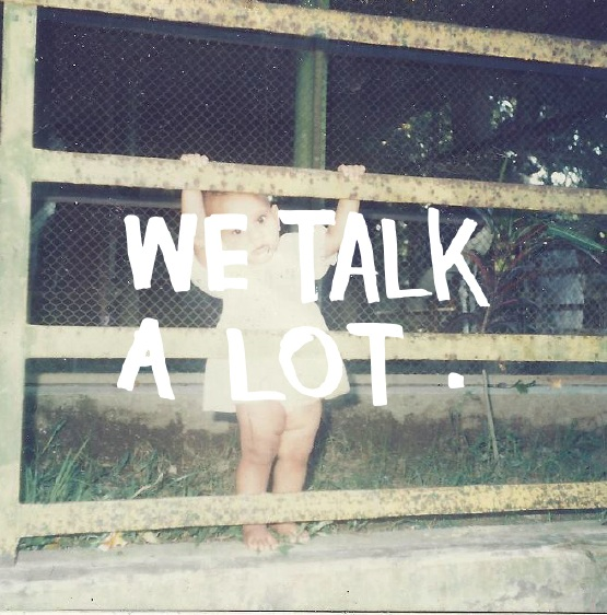 We Talk A lot | Brand Identity & Podcast