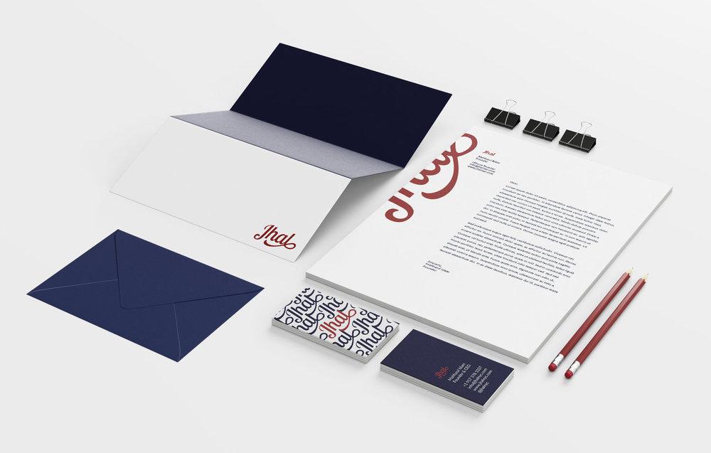 Jhal |   Brand ,  UI/UX