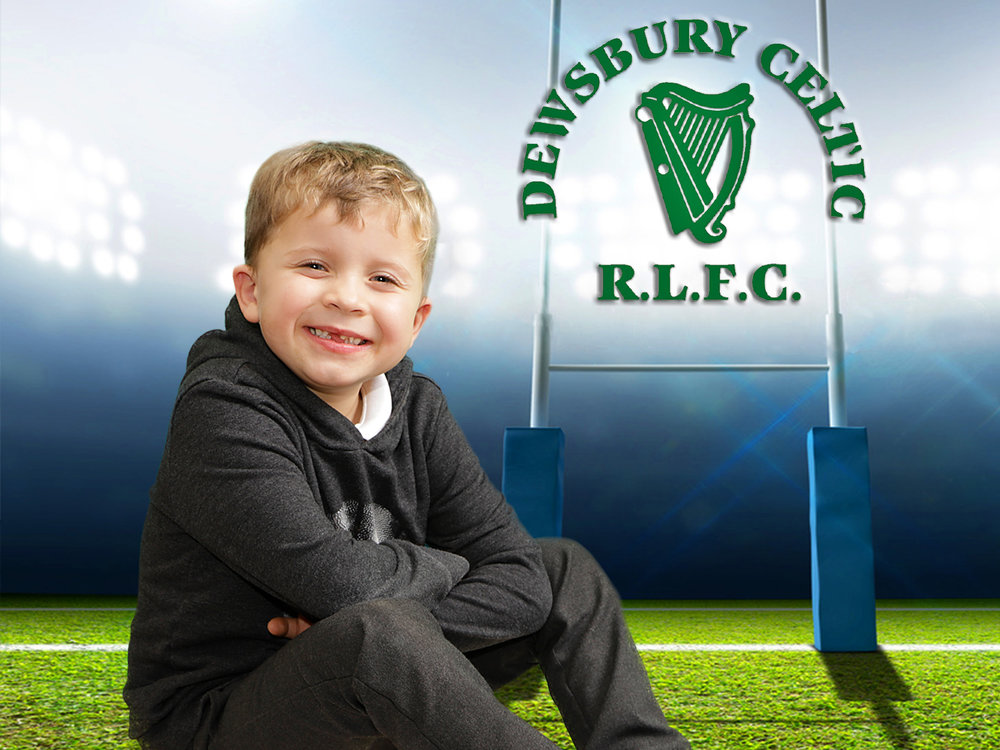 INDIVIDUAL PORTRAITS AVAILABLE WITH YOUR CLUB LOGO. SHOW YOUR LOYALTY!
