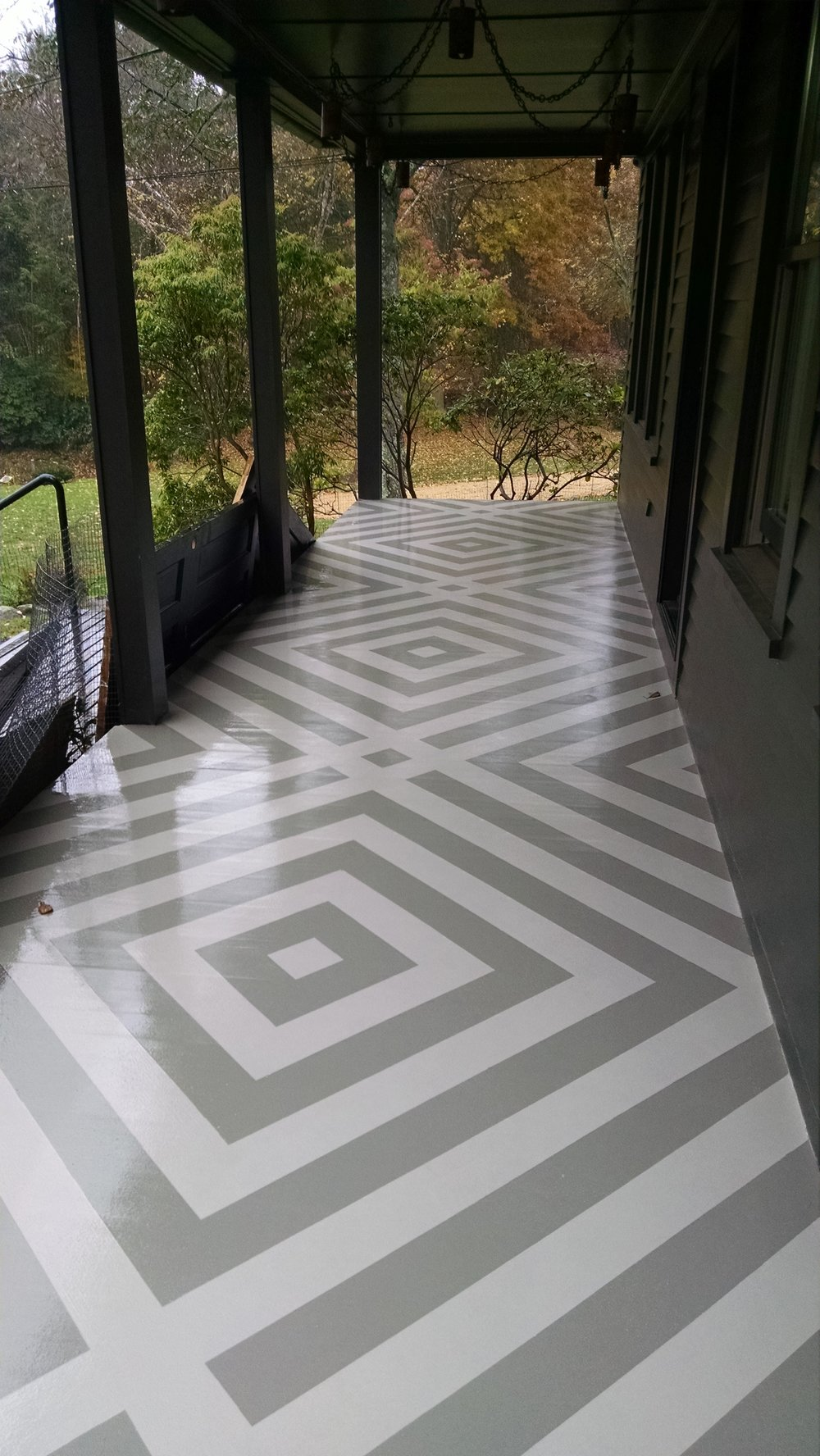 Outdoor Porch Floor - Wilton