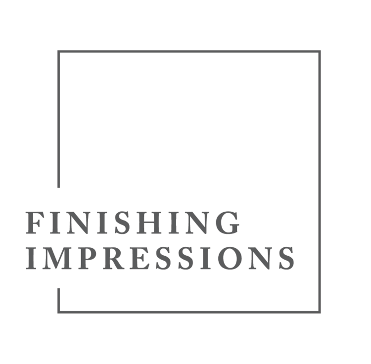 Finishing Impressions
