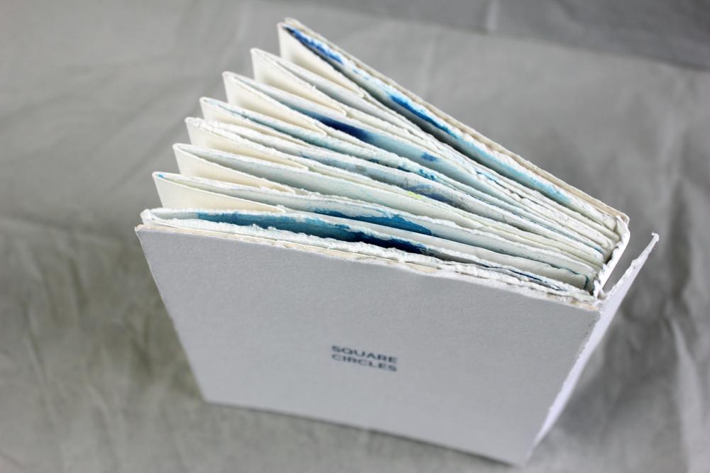 Leah Beggs  - Square Circles 3 -  Artist Book - 11.2 x 11.2 x 2.5cm.jpg