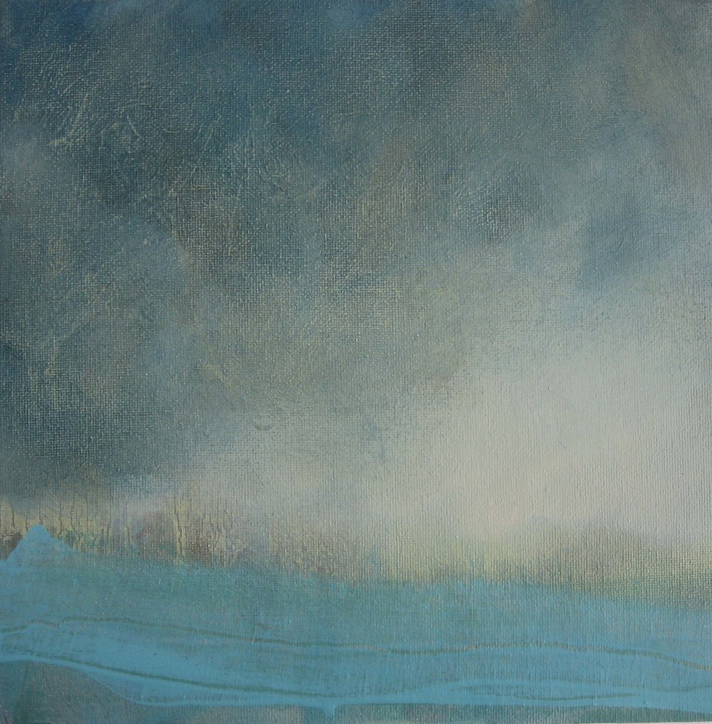 Leah Beggs 2008 - Bruised Sky -  Oil on Unstretched Canvas- 25 x 25 cm_sml.jpg