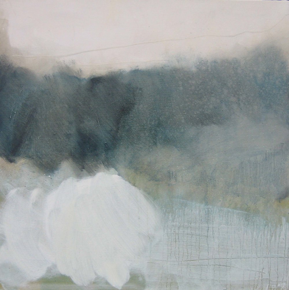 Leah Beggs 2008 - Smudged Landscape - Oil on Canvas 60 x 60 cm_sml.jpg