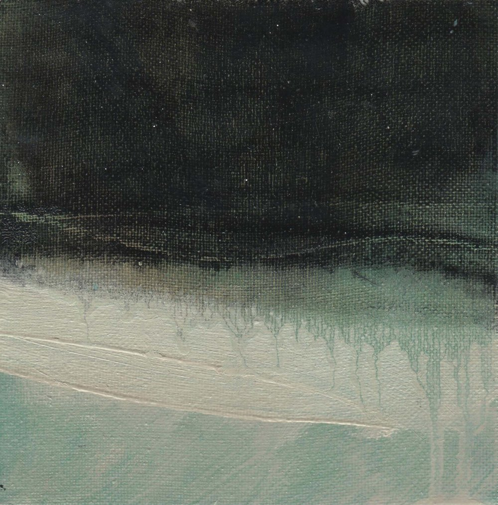 Leah Beggs 2008-Boggy Blackness - Oil on Unstretched Canvas-15 x 15 cm_sml.jpg